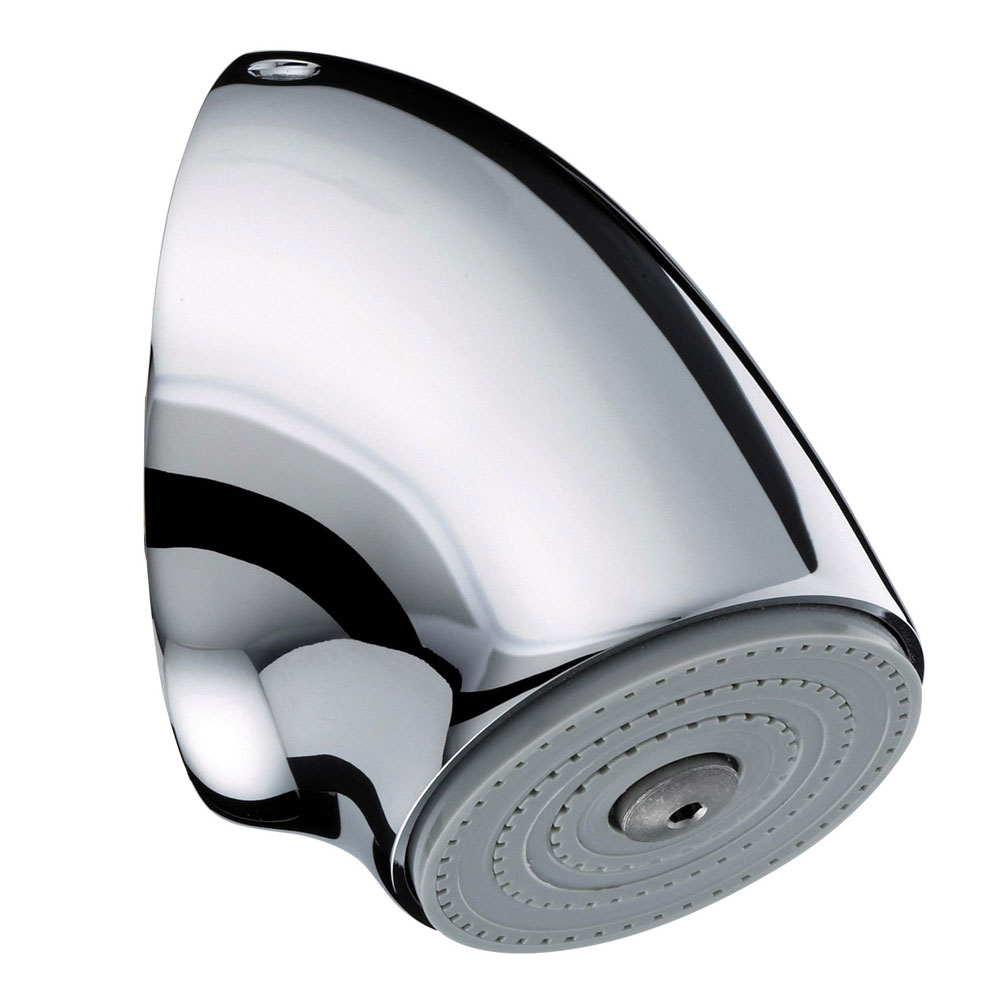 Bristan - Fixed Temperature Timed Flow Shower Panel & Vandal Resistant Head - TFP3003 profile large image view 2