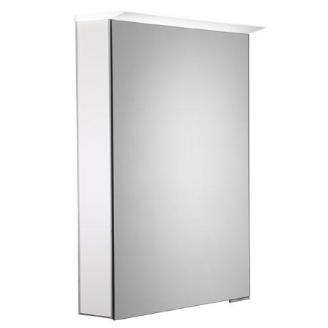 Roper Rhodes Virtue Illuminated Mirror Cabinet - Various Colour Options