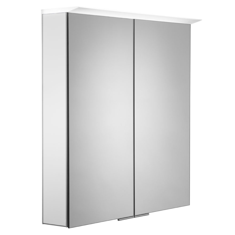 Roper Rhodes Visage Illuminated Mirror Cabinet - Various Colour Options profile large image view 1