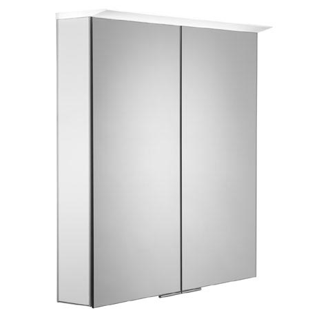 Roper Rhodes Visage Illuminated Mirror Cabinet - Various Colour Options
