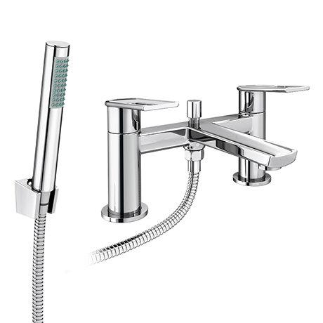 Valencia Modern Bath Shower Mixer Inc. Shower Kit
