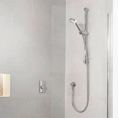 Aqualisa Visage Q Smart Shower Concealed with Adjustable Head