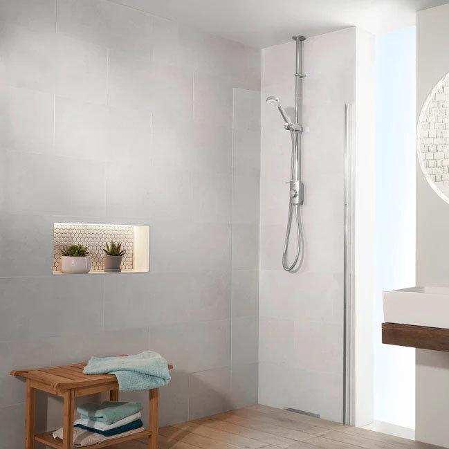 Aqualisa Visage Q Smart Shower Exposed with Adjustable Head