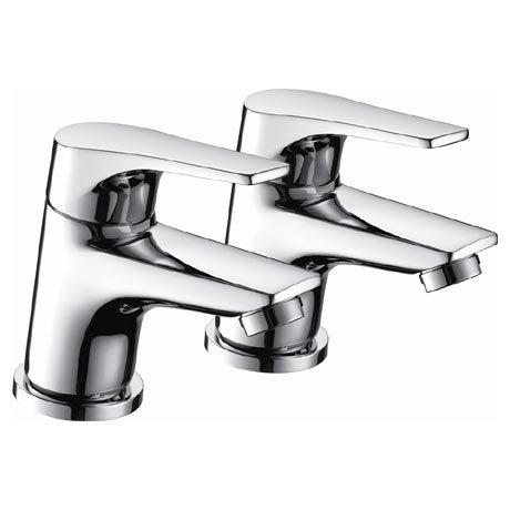 Bristan - Vantage Easyfit Bath Taps Chrome - Chrome - VT-3/4-C