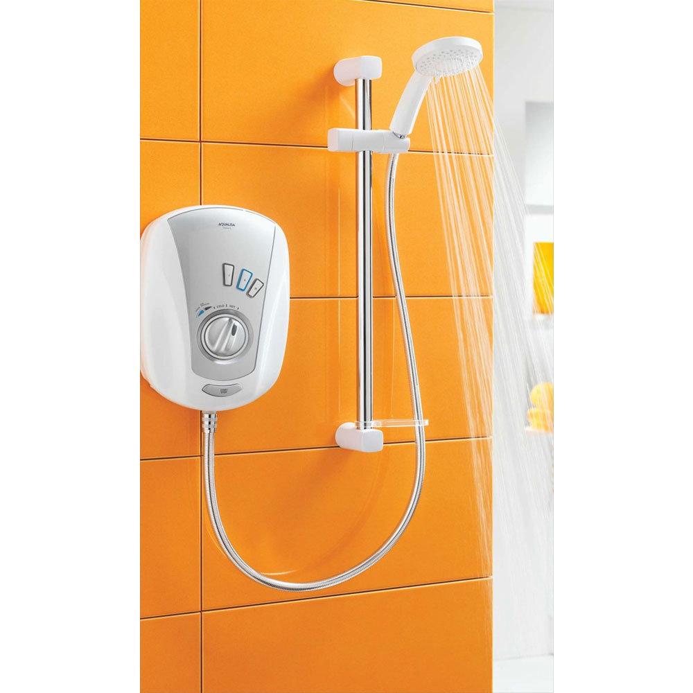 Aqualisa - Vitalise SL Electric Shower profile large image view 4