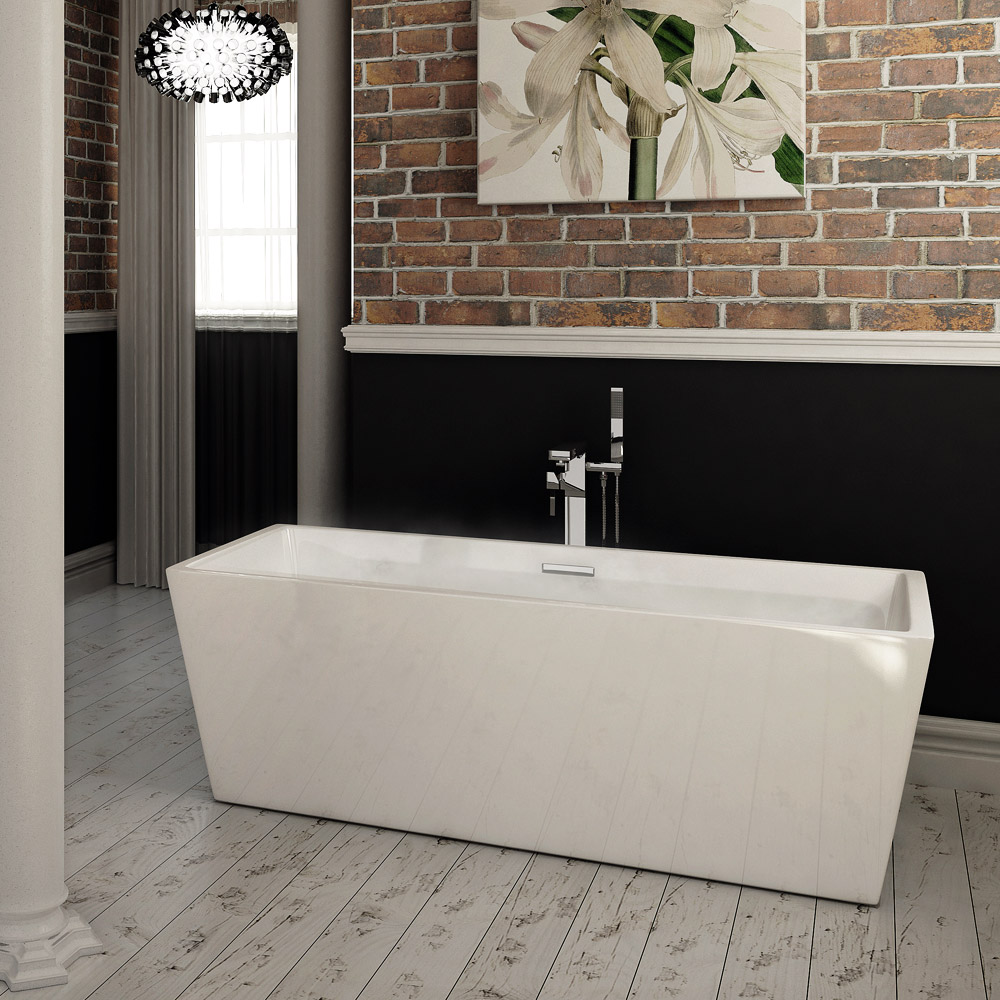 Valencia 1500 Luxury Modern Square Double Ended