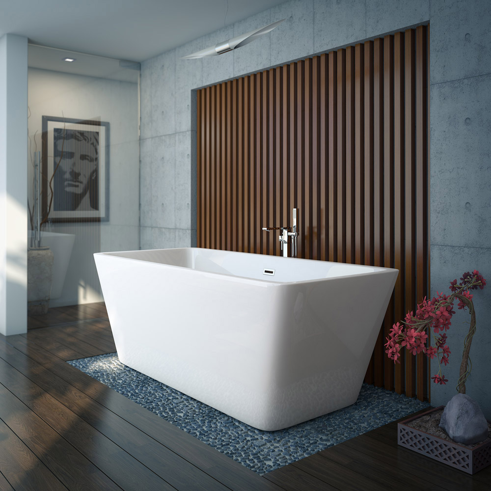 Bathroom Decor Ideas Donu0027t Come Much Better Than A Beautiful Freestanding  Bath. The