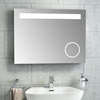 Vancouver 800x600mm LED Mirror Inc. Infrared Sensor, Anti-Fog + Shaving Port profile small image view 1