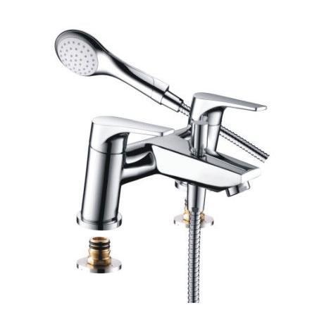 Bristan - Vantage Easyfit Bath Shower Mixer - Chrome - VT-BSM-C