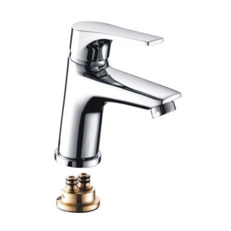 Bristan - Vantage Easyfit Basin Mixer (no waste) - Chrome - VT-BASNW-C