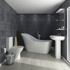 Vegas Modern Freestanding Bath Suite profile small image view 1