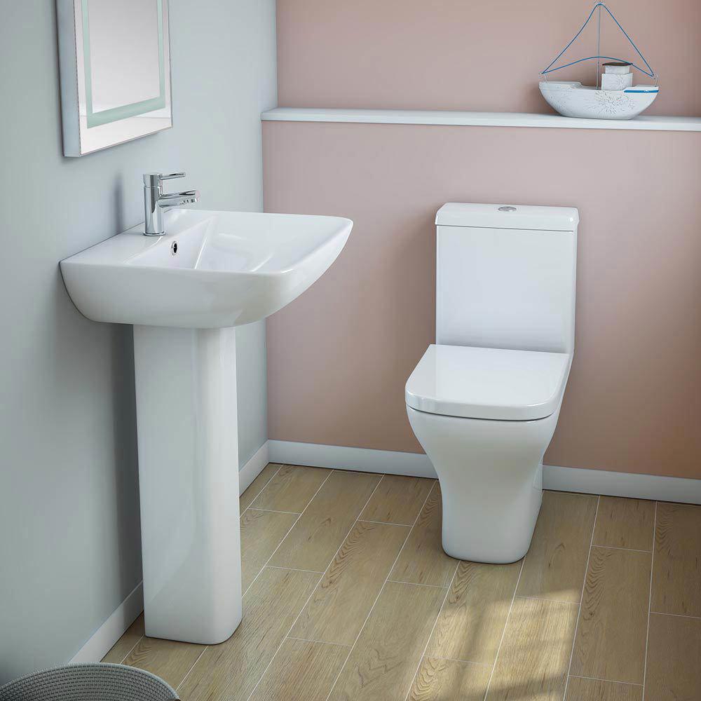 Venice 4-Piece Bathroom Suite Large Image