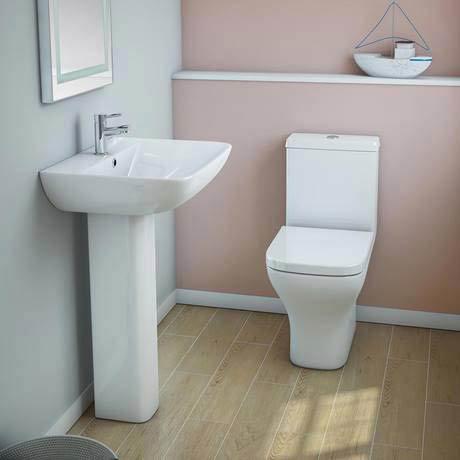 Venice 4-Piece Bathroom Suite