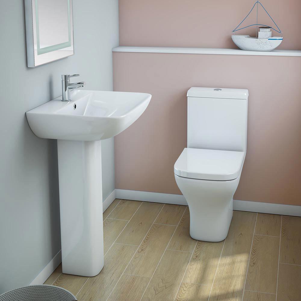 Venice 4 Piece Bathroom Suite