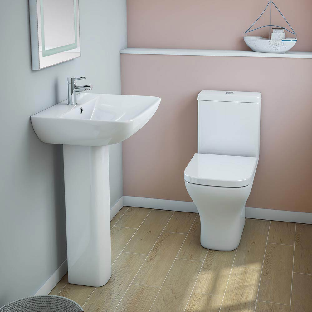 Venice Complete Bathroom Suite Package profile large image view 3