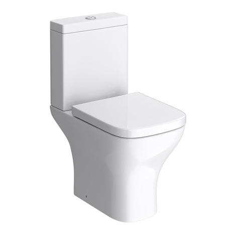 Venice Modern Toilet with Soft Close Seat