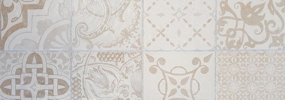 Verona Encaustic Effect Tiles