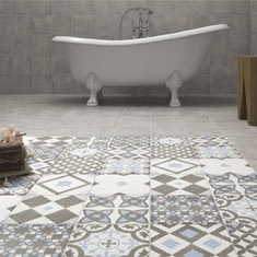 Vibe Patterned Tiles