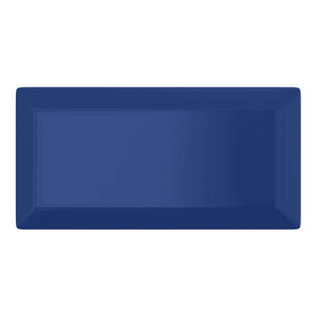 Victoria Metro Wall Tiles - Gloss Bright Blue - 20 x 10cm