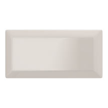Victoria Metro Wall Tiles - Gloss Almond - 20 x 10cm Medium Image