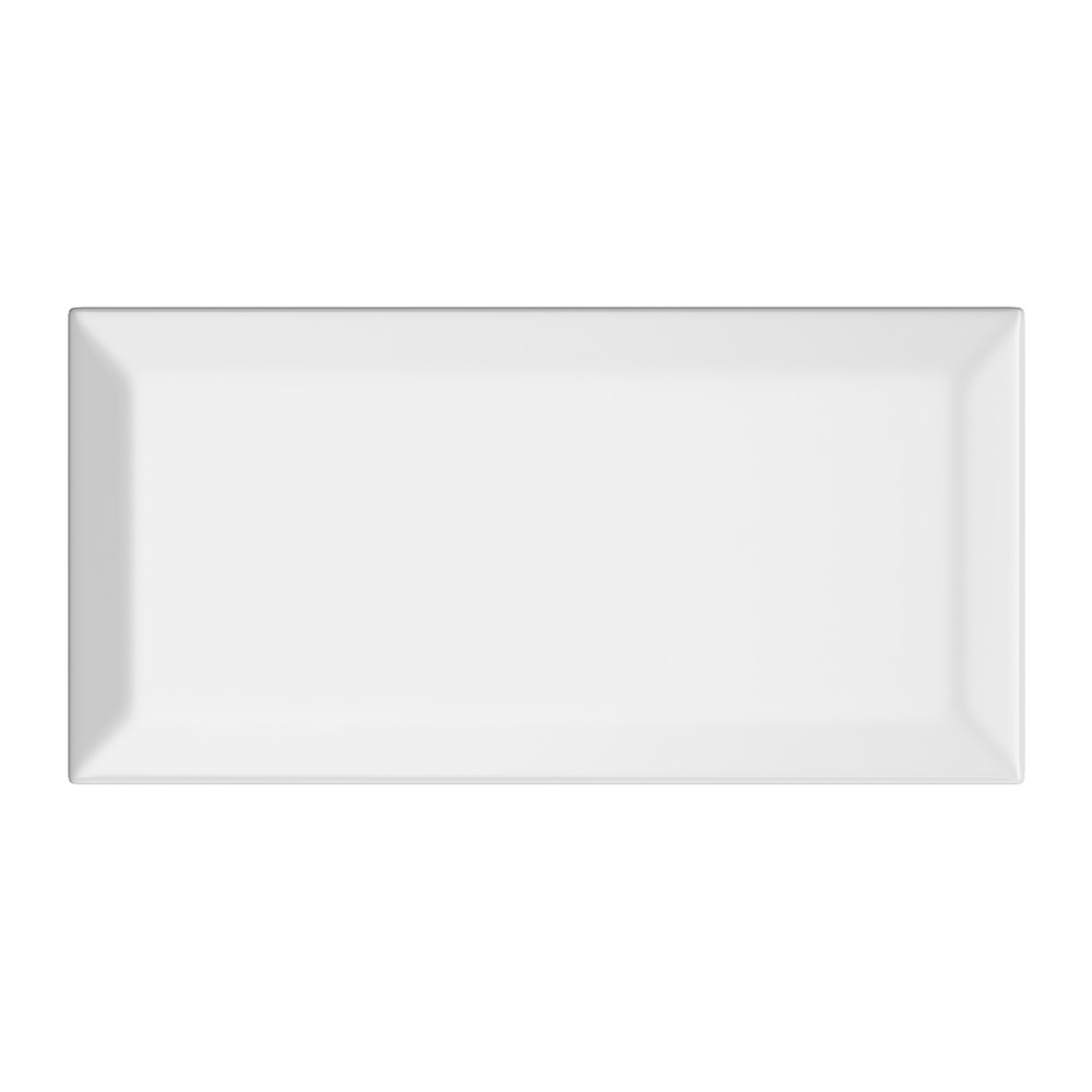 White metro tiles - Victorian Plumbing