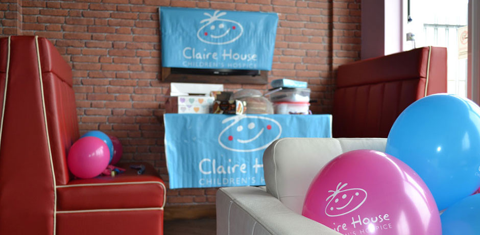 VP Charity Bake Off for Claire House Children's Hospice
