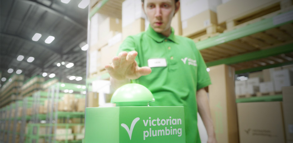 The Story Of The Green Button: Our Latest TV Advert