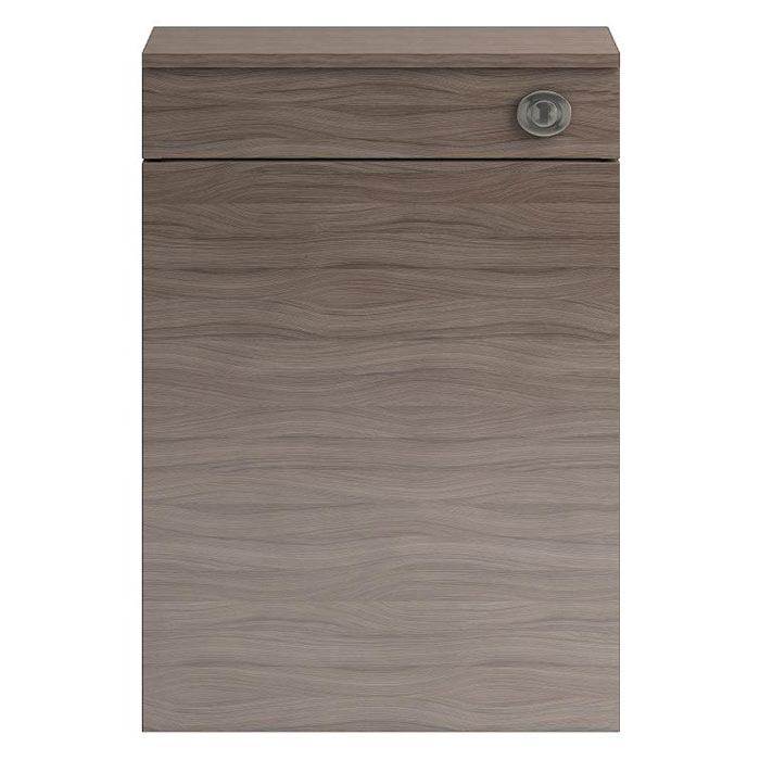 Vienna 500mm Wide WC Unit inc Cistern (Driftwood - Depth 260mm) Large Image
