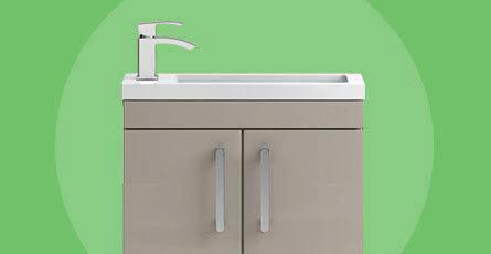Vienna Grey Bathroom Furniture Range