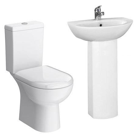 Vienna 4-Piece Modern Bathroom Suite
