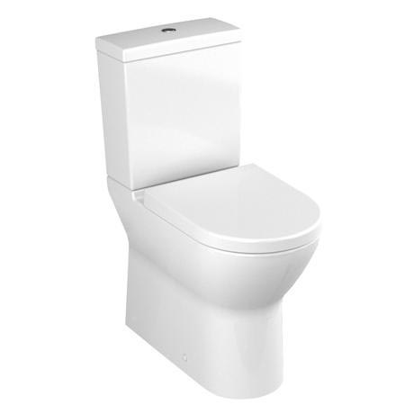Vitra - S50 Model Comfort Height Close Coupled Toilet (fully back to wall)