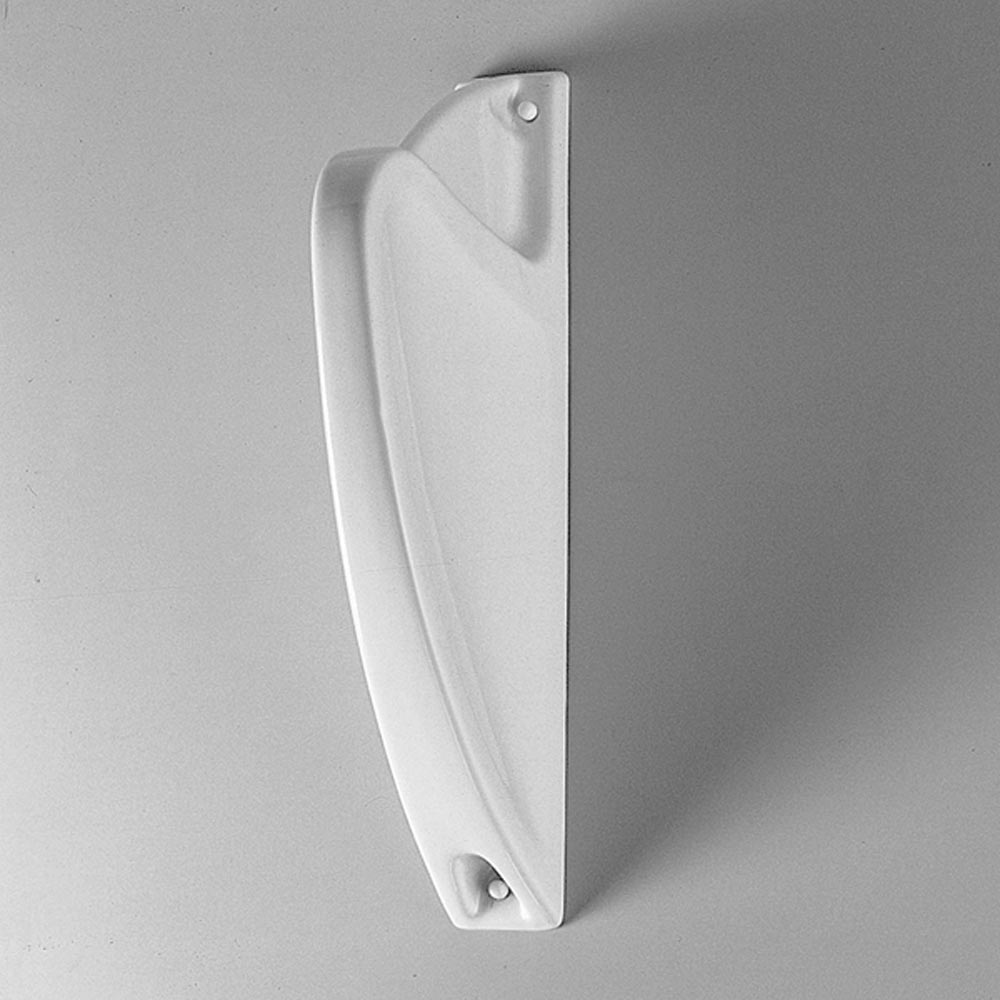 Vitra Ceramic Urinal Separator - 6902WH profile large image view 1