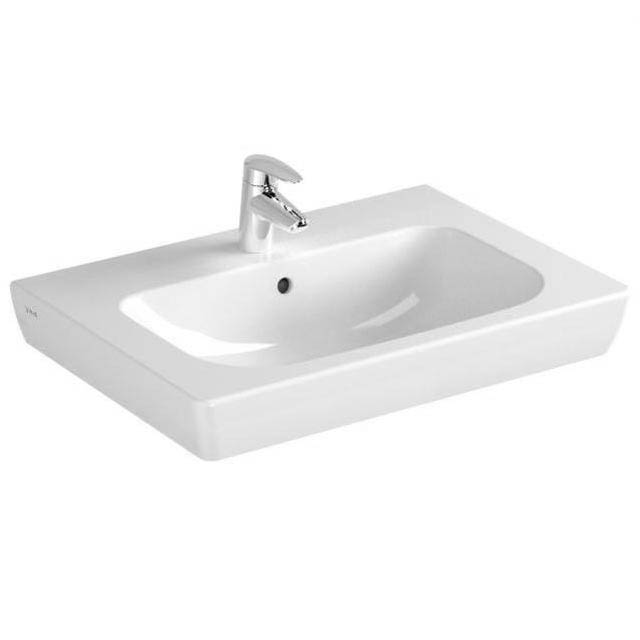 Vitra S20 Counter Top Basin - 65cm - 5522 Large Image