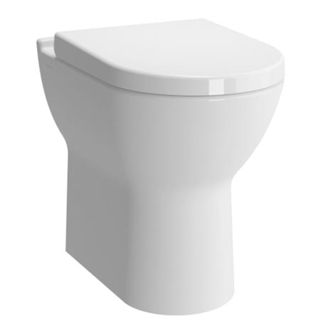 Vitra S50 Comfort Raised Height BTW Toilet & Seat