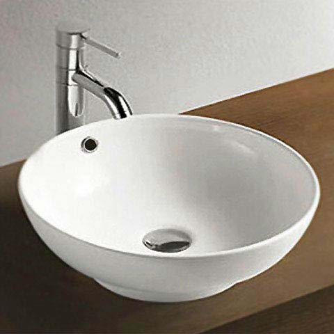 Viva Round Counter Top Basin 0TH - 420mm Diameter  Profile Large Image