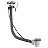Bristan Bath Filler with Pop Up Waste & Overflow - W-BATH09-C profile small image view 1