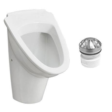 RAK Washington Urinal Bowl + Waterless Urinal System