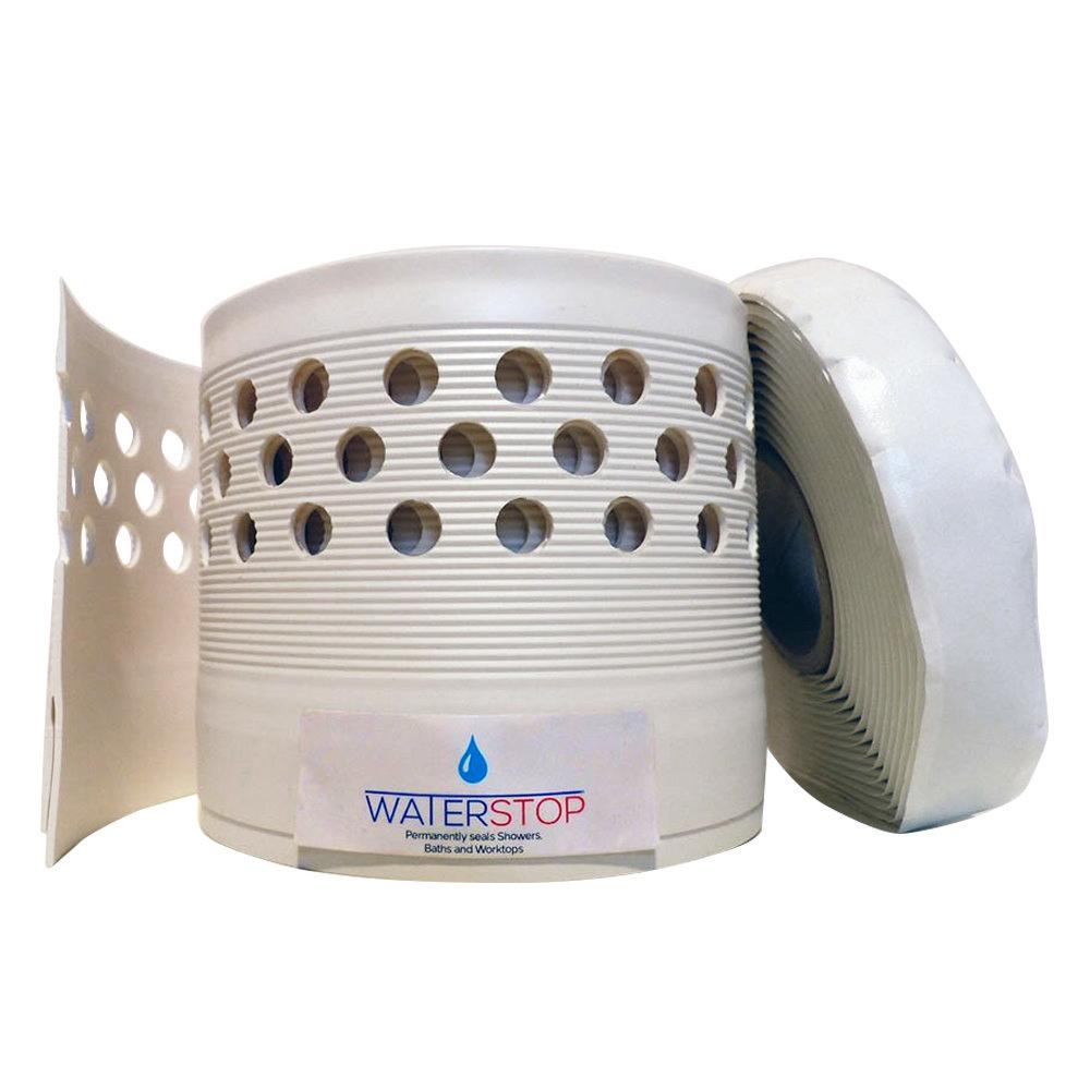 Waterstop Shower Tray & Bath Waterproof Flexible Sealant