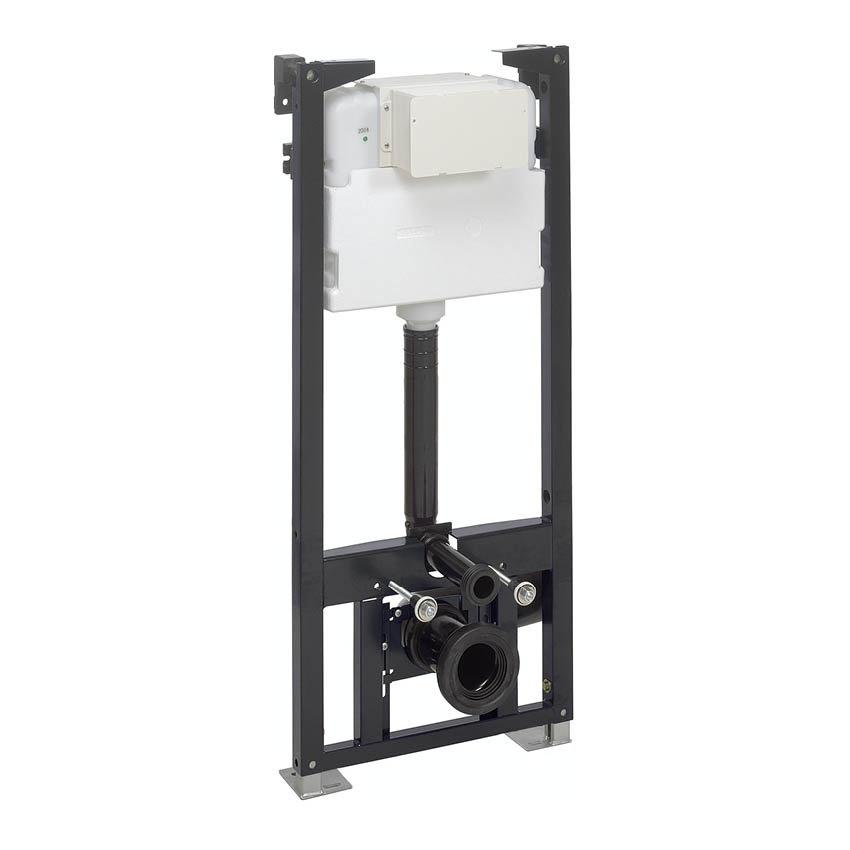 Bauhaus - 1.18m Height Wall Hung WC Support Frame