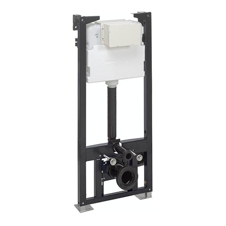 Bauhaus - 1.18m Height Wall Hung WC Support Frame