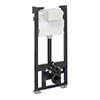 Bauhaus - 1.18m Height Wall Hung WC Support Frame profile small image view 1