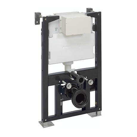 Crosswater -0.82m Height Wall Hung WC Support Frame