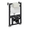 Bauhaus - 0.82m Height Wall Hung WC Support Frame Small Image