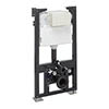Crosswater - 0.98m Height Wall Hung WC Support Frame - WCF98X50+ profile small image view 1
