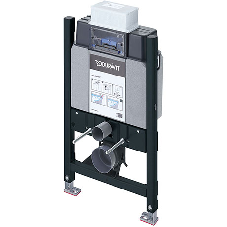 Duravit DuraSystem Basic 840mm Toilet Fixing Frame - WD1017000080