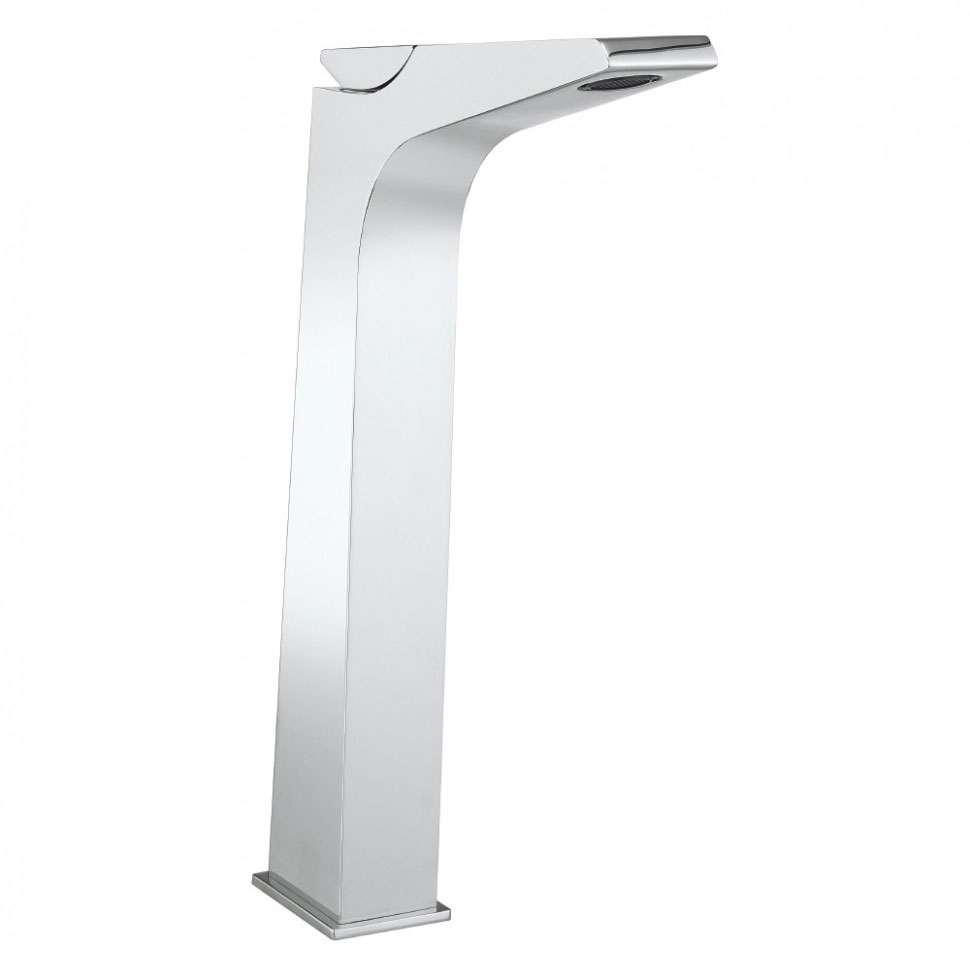 Crosswater - Wedge Tall Monobloc Basin Mixer - WD112DNC Large Image
