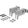 Duravit DuraSystem Mounting Kit for Drywall Construction - WD6011000000 profile small image view 1