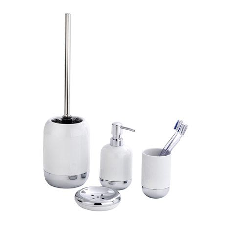 Wenko Melfi Bathroom Accessories Set