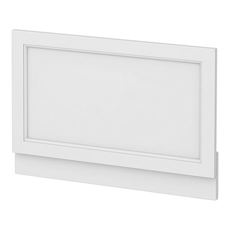 Chatsworth White 800 End Panel
