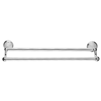 Croydex - Westminster Double Towel Rail - QM202841 Large Image